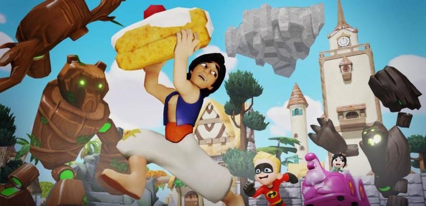 Disney Claims Its Disney Infinity Surpases Skylanders In 2014