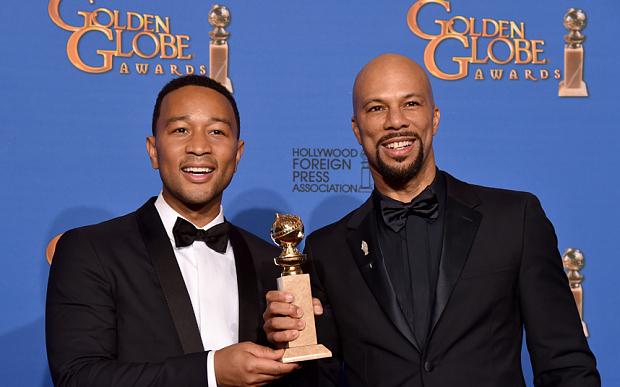 Glory Grabs Golden Globes Best Original Song Award