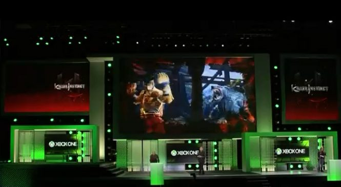 Microsoft Releases New Killer Instinct Trailer