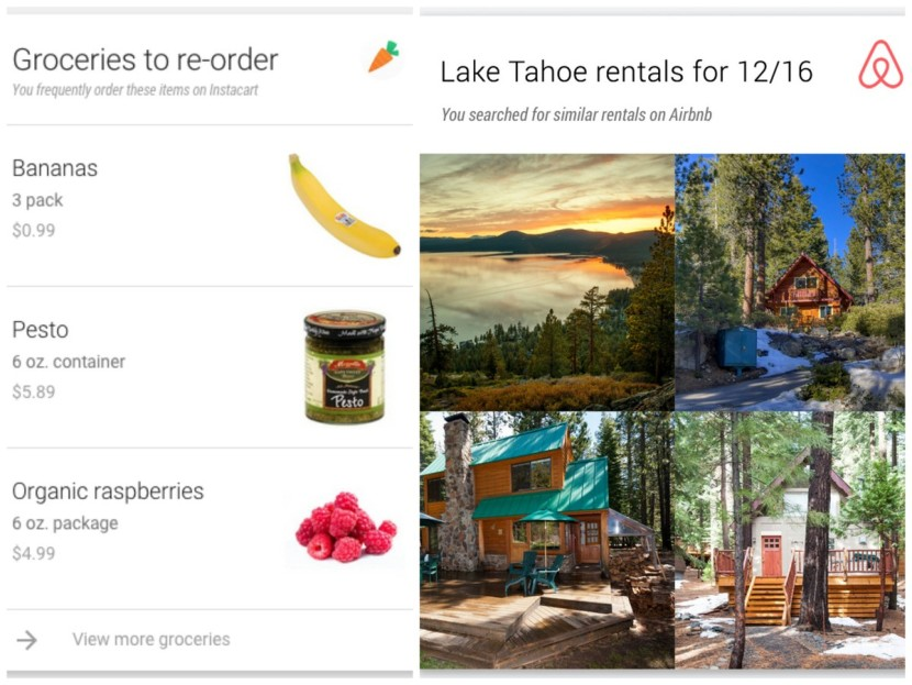 Google Updates Google Now; Supports 40 Third-Party Apps