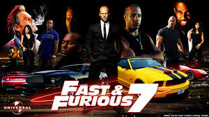 Fast and furious 7- A new chapter in the series