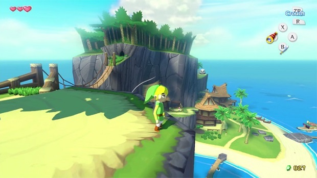 Review – The Legend Of Zelda: The Wind Waker HD