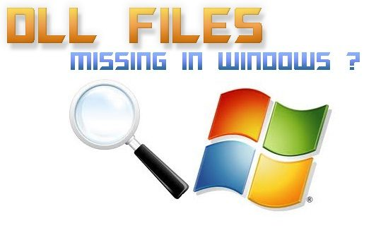 Get Your Missing DLL Files Fixed