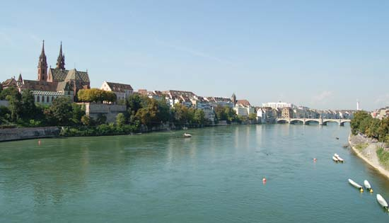 Fascinating Information about the Rhine