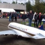 Amazing Remote Control Airbus A380-800 Replica