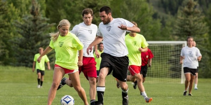 Choosing the right kind of recreational sports