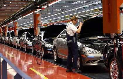 Appropriate jobs in the automobile sector