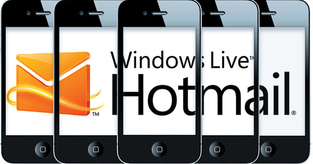Install App Hotmail in iPhone, the New Outlook