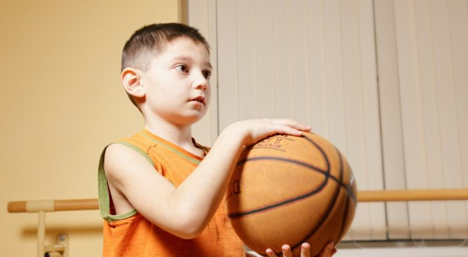 Contribution of sports to the development of a child