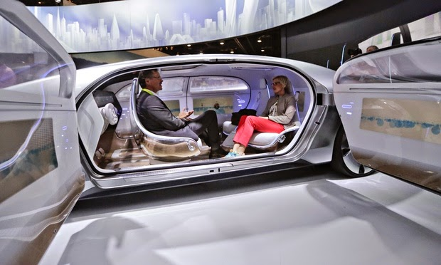 The advancement of automobiles