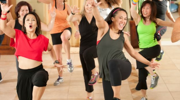 Healthy exercises to take care of your fat