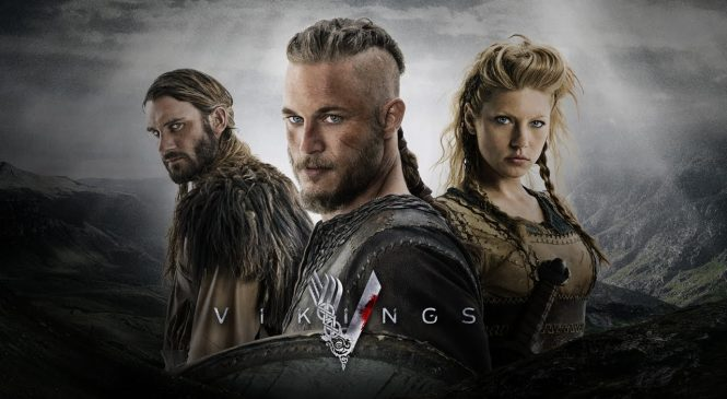 Vikings- a popular television series