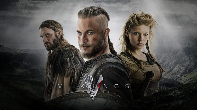 Vikings- a popular television series