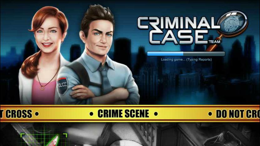 Criminal case- A stupendous Facebook game
