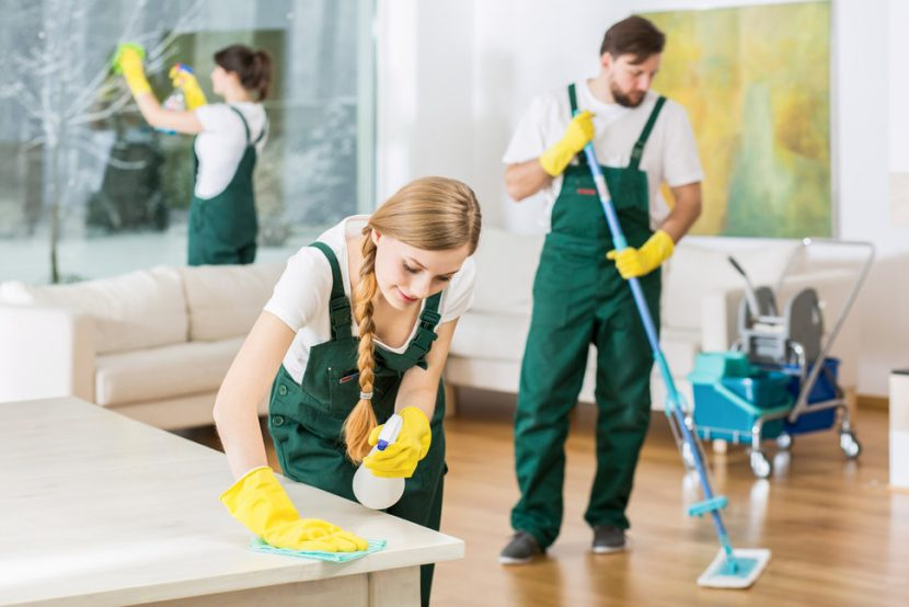 Making the smarter choice by hiring a chicago maid service
