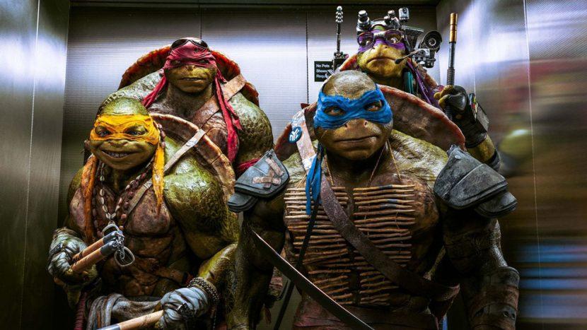 Teenage Mutant Ninja Turtles- An eagerly anticipated second edition