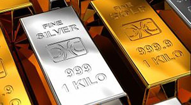 Invest in precious metals