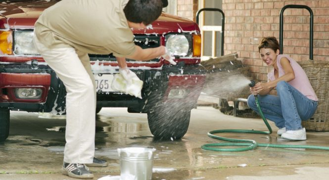 What is the most efficient way to wash your Automobile? – Car wash at home