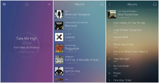 5 Best Music Player Apps for Android Devices in 2016