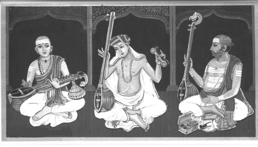 4 Important elements of Carnatic Music that make what it is!