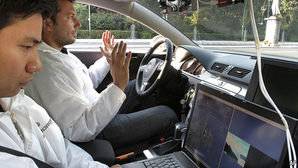 How Many Road Accidents Will Be Cut By Driverless Cars?