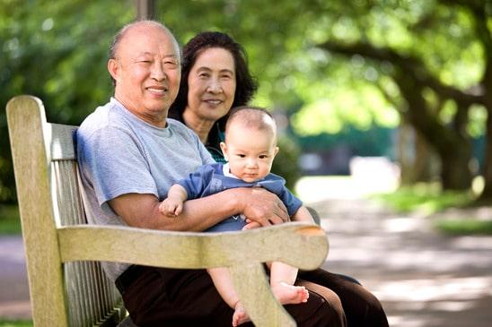 Grandparents' Rights In California