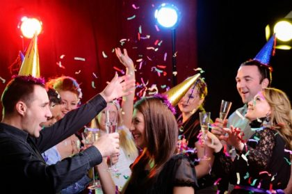 5 New Year Party Games You can Play with your Family At Night