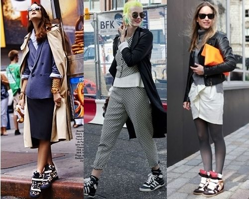 Fashion Trends Sneakers