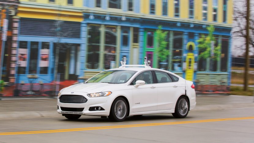 Top 7 Futuristic Self-Driving Cars