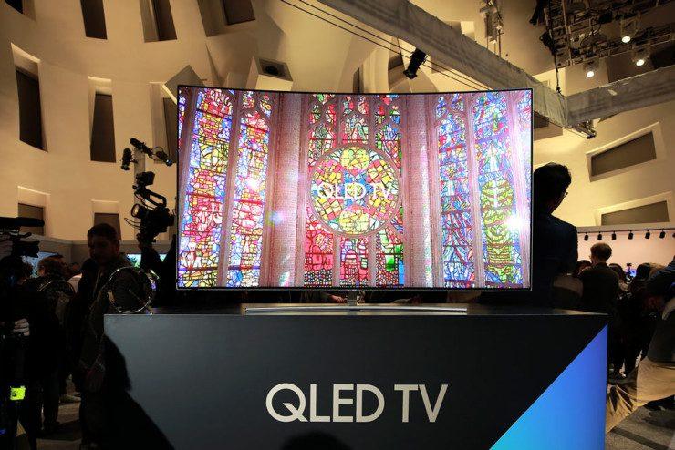 2017 HDR 4K TV models
