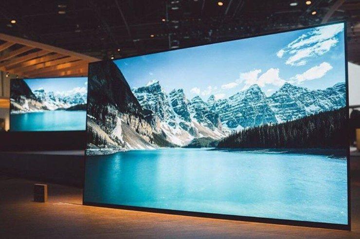 LG, Samsung, Sony 2017 HDR 4K TVs