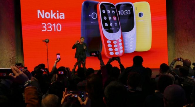Oldies Tour Is Here. Nokia 3310 Getting Relaunched, In Modernized Version