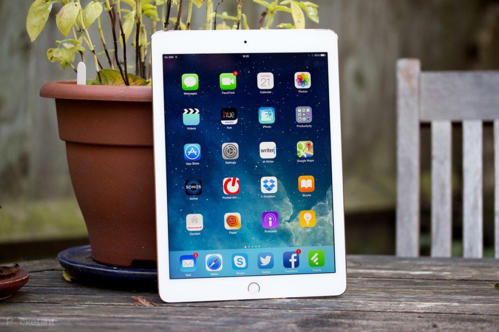 Apple's newest tablet - iPad 2017