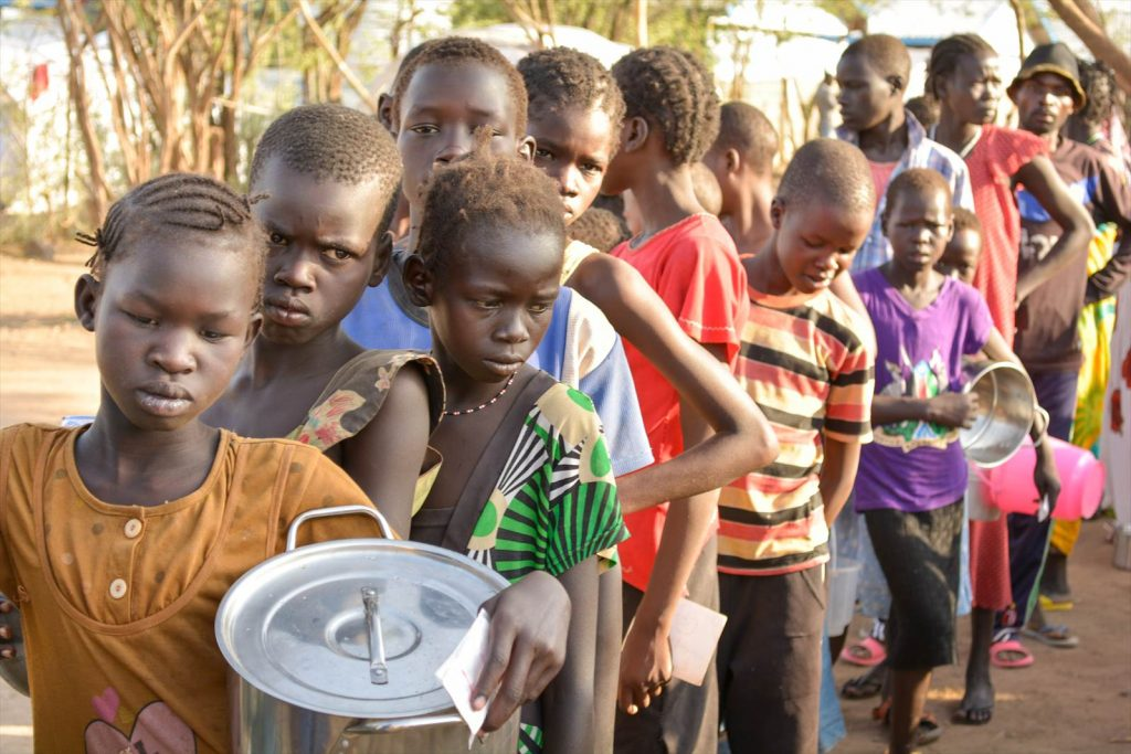 Why World Youngest Nation South Sudan Trapped In Severe Famine