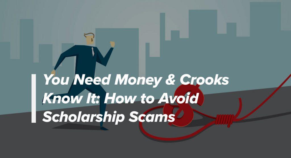 scholarship scam