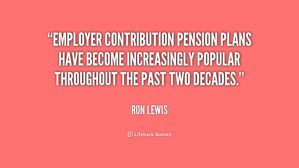 pension quote