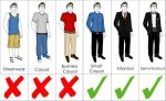 How You Must Dress For Job Interviews