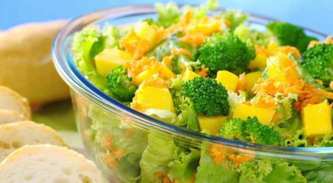 Going Green for Health: Advantages of Vegetarianism