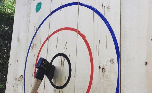 Join The Axe Throwing Movement Wherever You Are