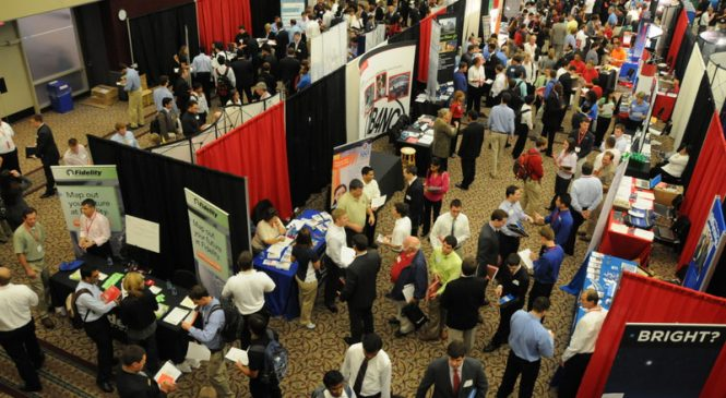Career Fairs And Tips How To Attend