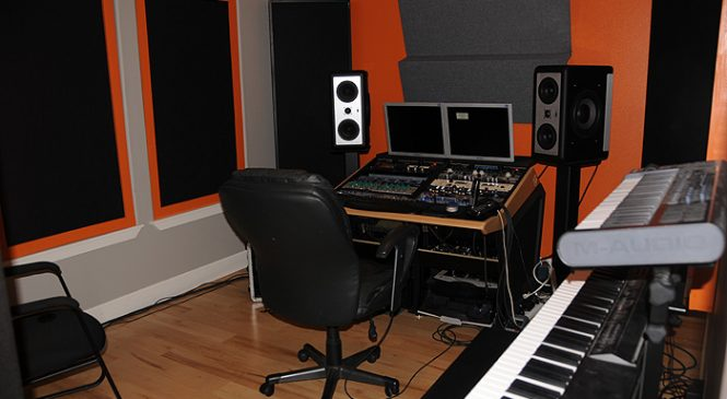 How To Choose Good Music Recording Studio