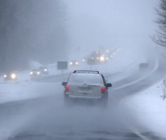What To Know While Driving In Winter Weather