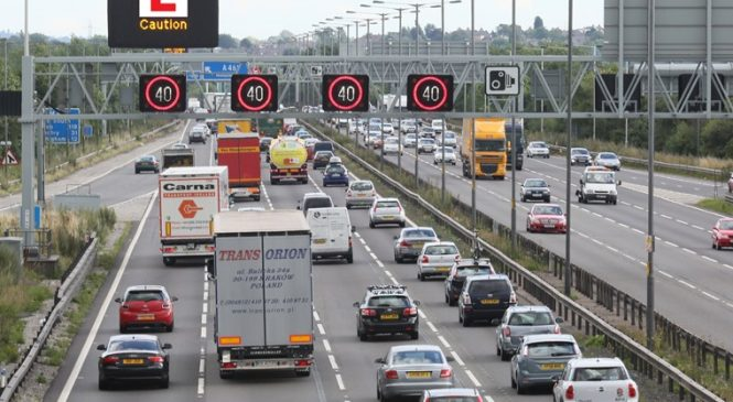 How To Drive Safe On Motorways With L-Plates