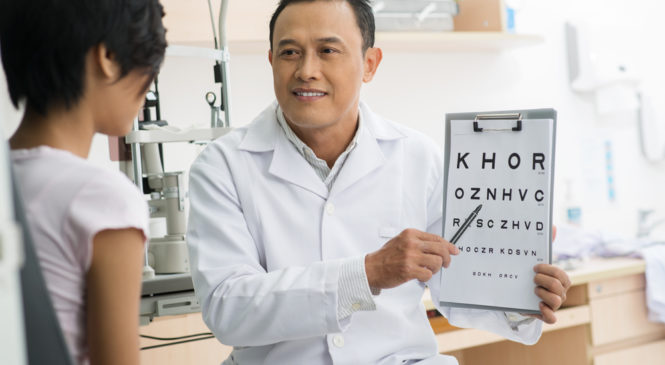 How eyesight can affect your health