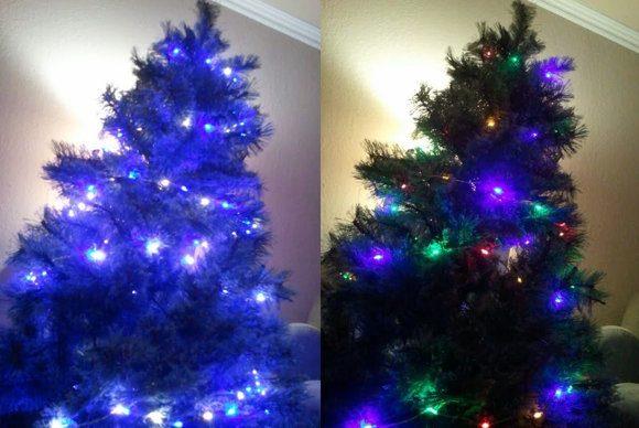 Sound Reactive Christmas Lights