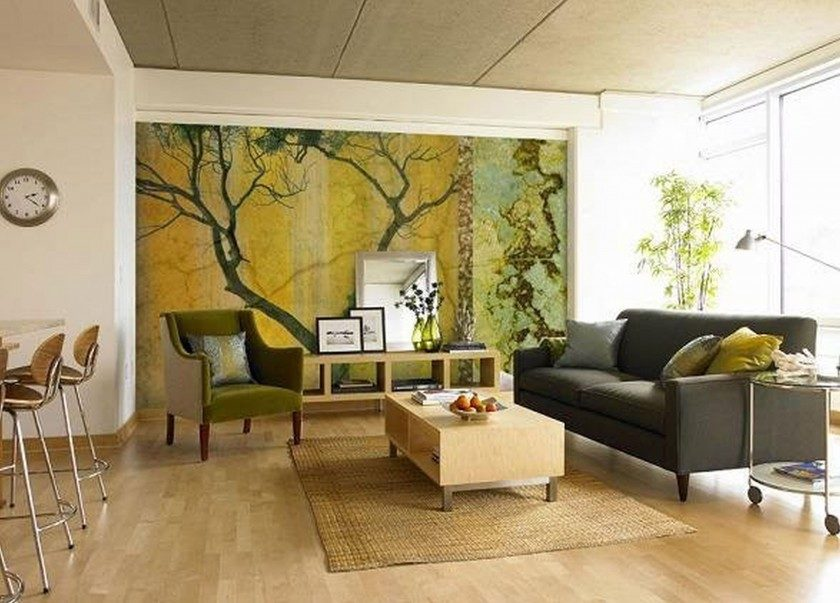 Redecorating Living Room