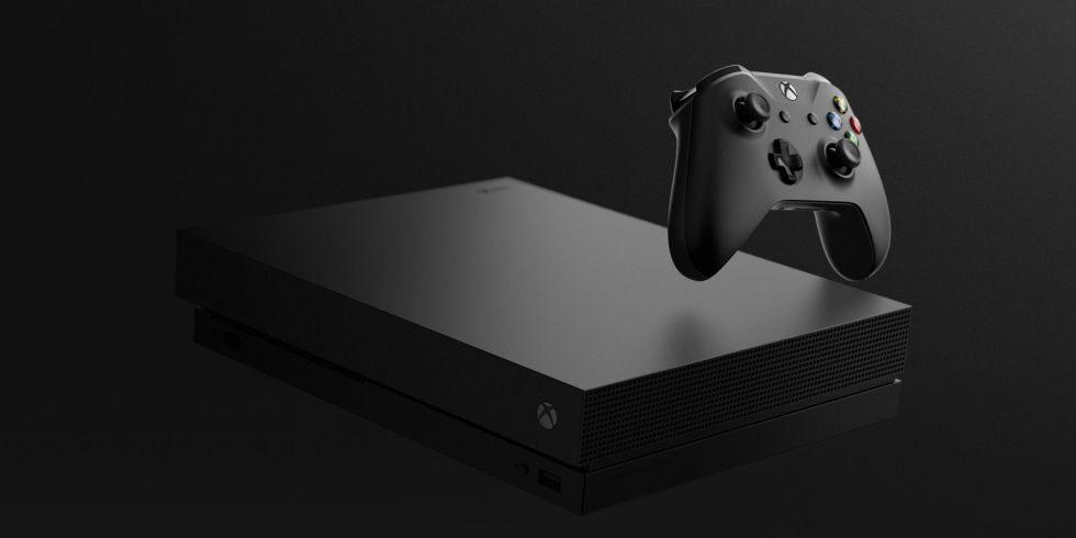 Microsoft's Xbox One