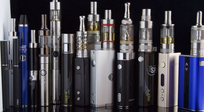 History And Function Of Electronic Cigarette