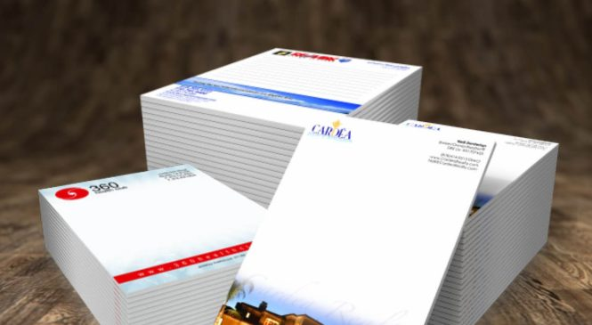 Why Notepads Play Important Role In Promoting Your Brand