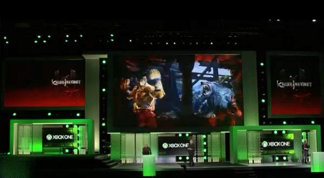 Microsoft Releases New Killer Instinct Trailer